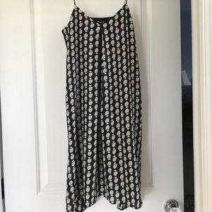 Silk Madewell dress with pockets